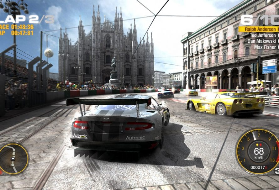 New GRID 2 Gameplay Trailer Released