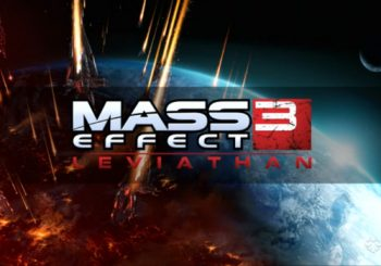Mass Effect 3's Leviathan DLC Announced and Trailered