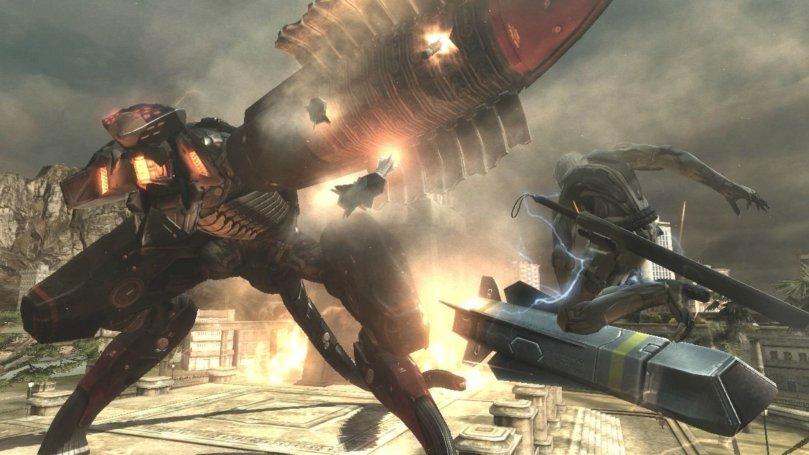 New Metal Gear Rising: Revengeance Screenshots
