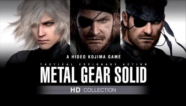 Metal Gear Solid HD Collection Goes Digital This August