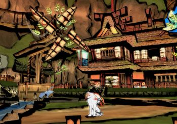 New Okami HD Screenshots And Trailer Released
