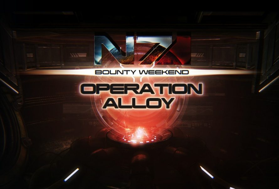 Mass Effect 3 Operation Alloy Commencing this Weekend