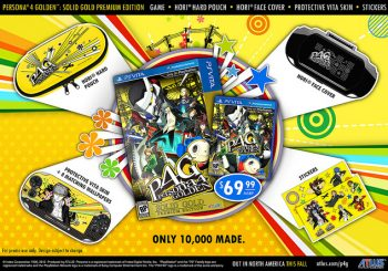 Persona 4 Golden (PS Vita) official release date revealed for North America