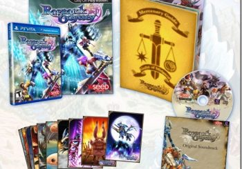 Ragnarok Odyssey for the PS Vita Getting a 'Mercenary Edition'