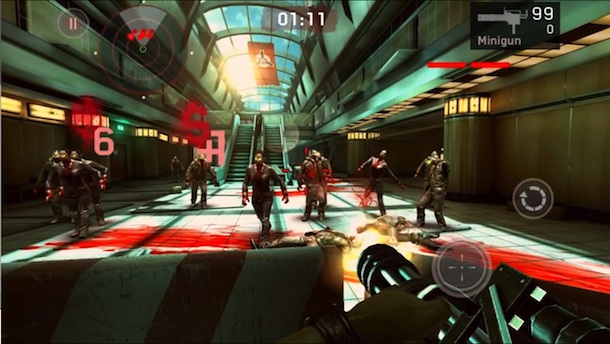 Dead Trigger Drops to Free on iOS