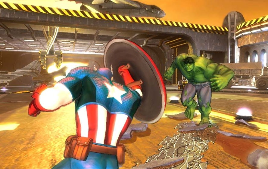 Marvel Avengers: Battle for Earth – Gamescom Trailer