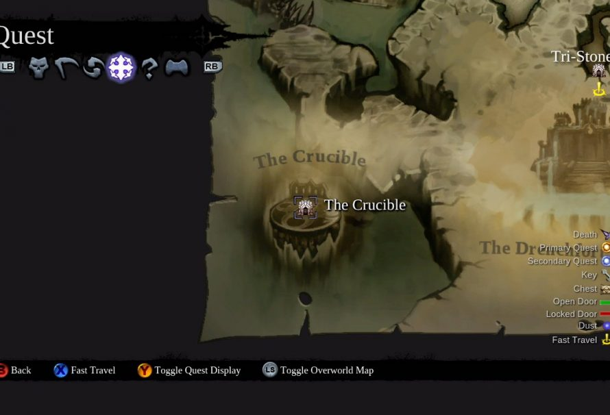 Darksiders II: A Guide to The Crucible