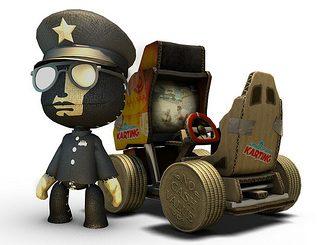 More LittleBigPlanet Karting Pre-Order Bonuses Detailed