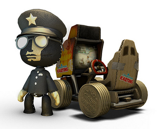 More LittleBigPlanet Karting Pre-Order Bonuses Detailed
