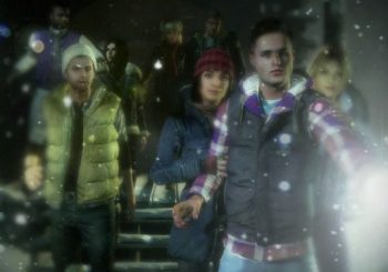 Until Dawn, a new teen horror flick game, announced for the PS Move