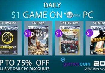 Select Ubisoft PC Games for $1 via UPlay