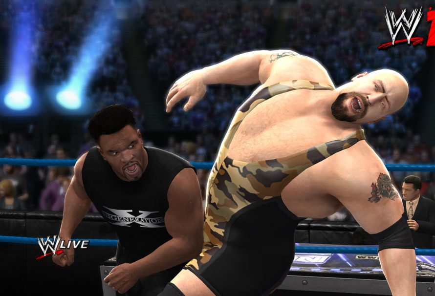 New WWE '13 Entrances And Finisher Videos Released