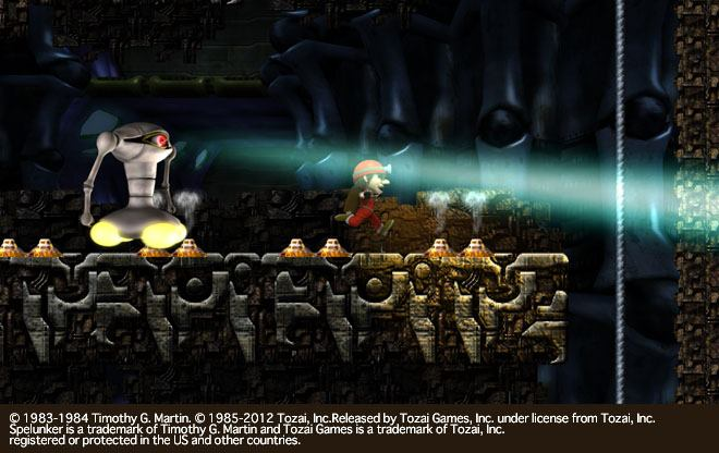 Spelunker HD – EX 10 First Five Minutes
