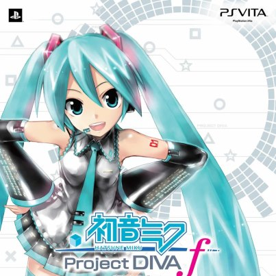 Hatsune Miku Project Diva F (Import) Review