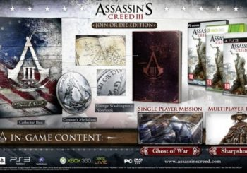 Assassin's Creed III - Official Join Or Die Unboxing Video