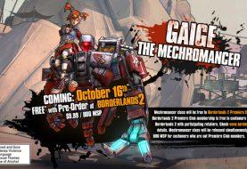 Borderlands 2: Mechromancer Skill Tree Now Online