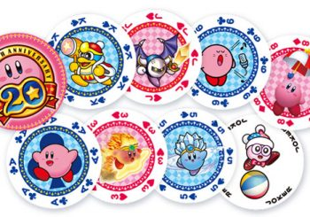 Nintendo Announces Kirby Playing Card Contest