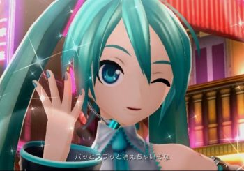 Hatsune Miku Project Diva F Release Date Announced