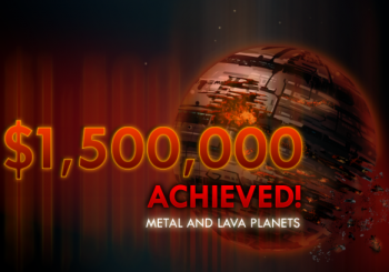 Planetary Annihilation Smashes Third Kickstarter Stretch Goal