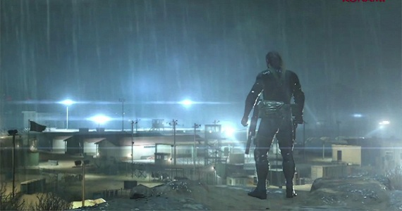 Exclusive Metal Gear Solid: Ground Zeroes footage debuts at TGS