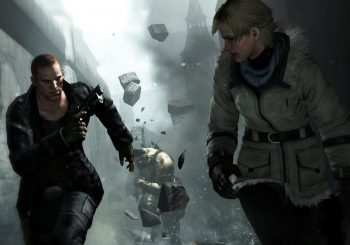 "Resident Evil 6 Gives You The Ability To Be A ""Lone Wolf"""