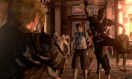 Resident Evil 6 Now Available In Australia