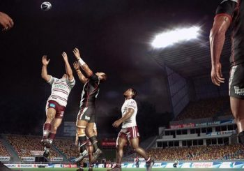 Official Rugby League Live 2 Player Creator
