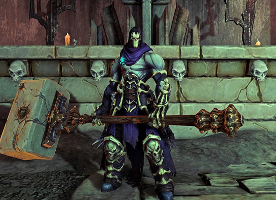 Darksiders II Argul's Tomb Dated; More Details Revealed