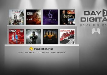 Expect Day 1 Digital Games on the PSN this October; 8 PS3 Titles Confirmed