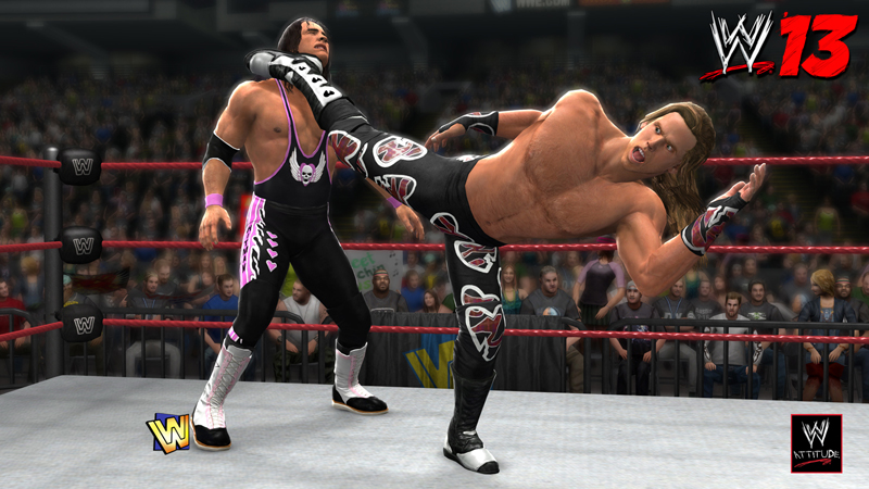 DX Gameplay Video And Screenshots In WWE '13