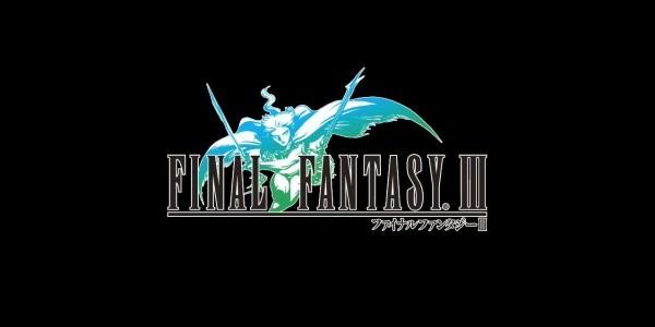 Final Fantasy III Coming To PSP Next Week