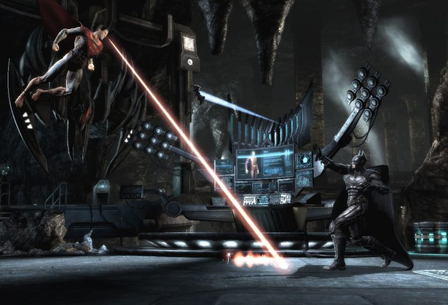 Injustice: Gods Among Us coming to the PS Vita?