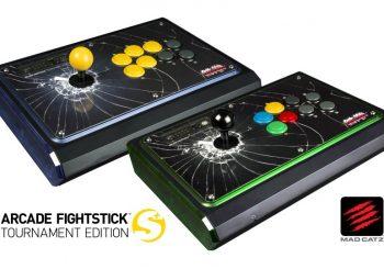 Madcatz Tekken Tag Tournament 2 Arcade Joystick Revealed