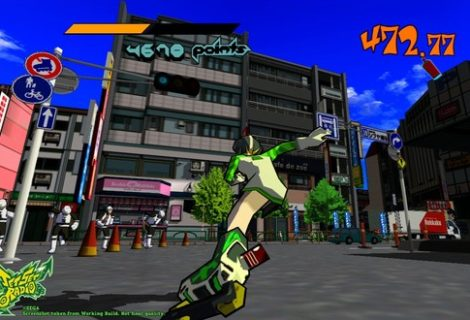 Jet Set Radio - First Ten Minutes
