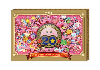 Club Nintendo US Adds LE 1,000 Kirby Medal