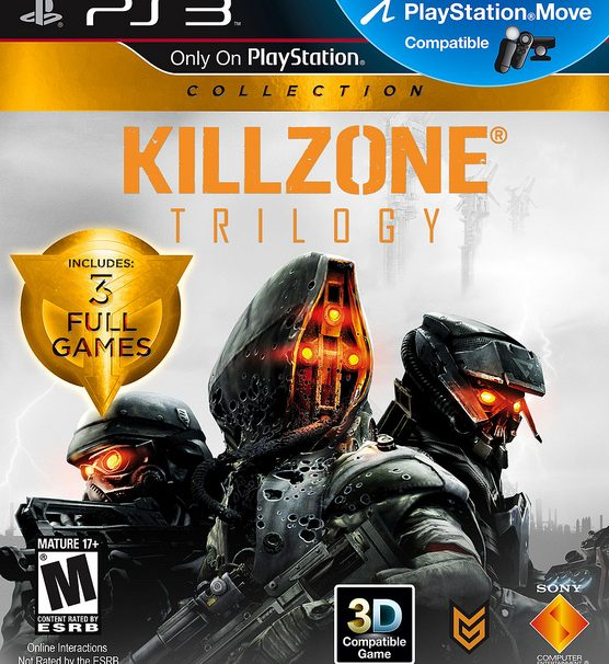 Killzone Trilogy Detailed, Coming October 23