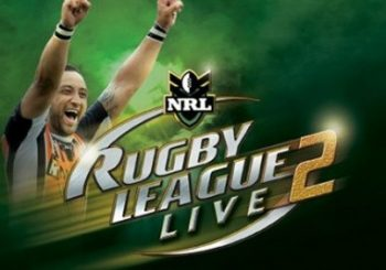 Rugby League Live 2 Receives An Official Release Date