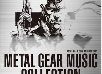 Metal Gear 25th Anniversary Music Collection Hits iTunes Store