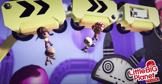 LittleBigPlanet Vita Launch Festivities Detailed