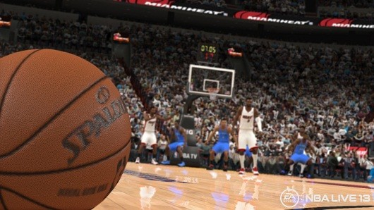 NBA Live 13 Has Been Cancelled