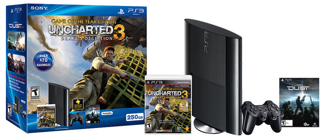 Sony Officially Announces New Smaller and Lighter PS3