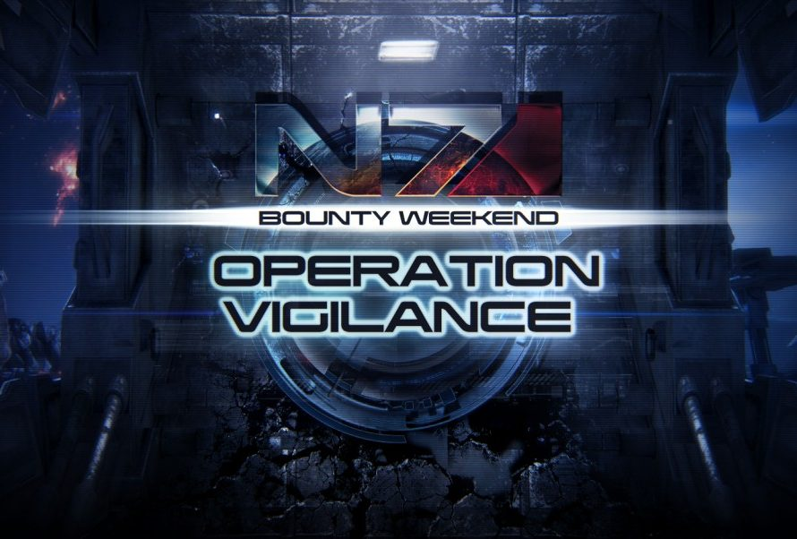 Mass Effect 3: Operation Vigilance Commencing this Weekend