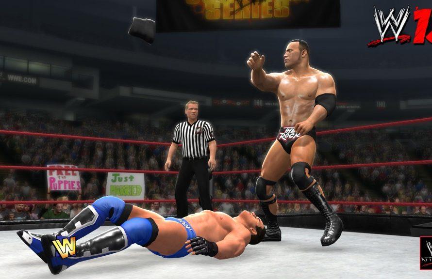 The Rock Kicks Butt In New WWE '13 Trailer
