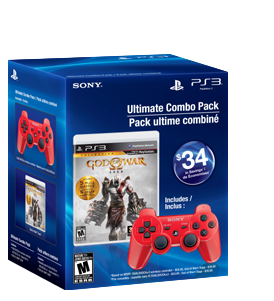PS3 Ultimate Combo Packs Coming Next Month