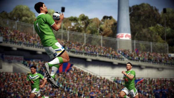 A Chance To Play NRL Rugby League Live 2 In Australia