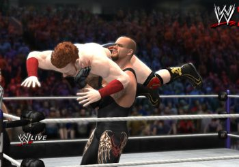 WWE '13 Screenshots With The Undertaker, Kane And More