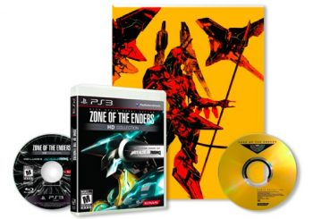 Zone of the Enders HD Collection getting a Limited Edition; Details Revealed