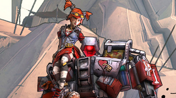 Sir Hammerlock Introduces Gaige The Mechromancer
