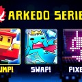 Arkedo Series Review