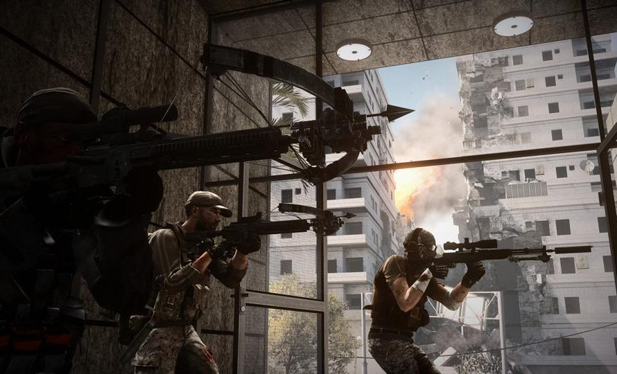 Battlefield 3 Adds Crossbow and Scavenger Mode in Aftermath